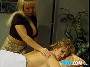 blondes boobs big massage Lesbian