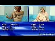 Мамка обучает с подругой сына сексу