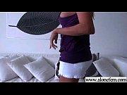 Толстожопые девушки в джинсах латексе шортах смотреть видео