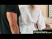 На массаже захотела секса видео