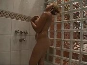 Paola Rios in the Shower