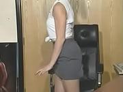 Руская жена с мужем в гостях у друга