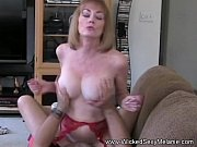 couch the on cock son's riding Mom
