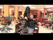 Записал домашнее видео с русской давалкой