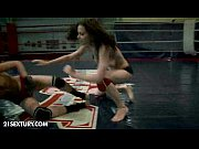 NudeFightClub presents Mira Shine vs Sophie Lynx