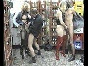 Секс с горячей блондинистной училкой