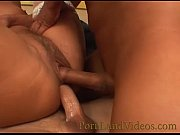 Picture Double penetration threesome fuck with blond...
