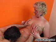 husband her with action homemade mom Amateur
