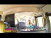 Female Fake Taxi Wild l...