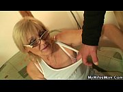 Porn video old woman all in juice