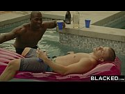 BLACKED First Interracial For Naughty Sister Al...
