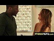 Секс блондинкой очень жёстко видео