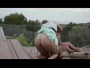 Русская девушка с огромной грудью в порно видео