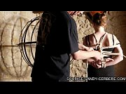 video soumise sandy libertine bdsm seance sm bo...
