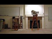 The Rachel St.Clair Handcuff Bondage Booty Show