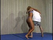 Flamingo Mixed Wrestling -Suzanne Dubois Vs. Ti...