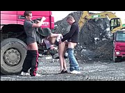 Picture Cute Young Girl 18+ girl PUBLIC sex construc...