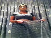 Self Made Video Of Indian College Girl Changing Saree, indian girl self vedio Video Screenshot Preview