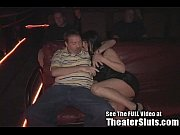 Theater Slut Anna Gets Anal Creampies From Stra...