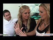 Blondes Phoenix Marie and Tanya Tate sharing a ...