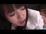 Kotomi Asakura appealing Asian goes naughty on ...