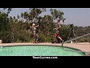 TeenCurves - Perfect Blonde GF Ass Worshipped