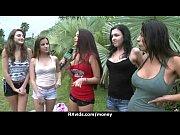 Секс с пьяными студентками видео