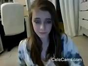 Real girl hidden camera