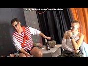 Видео муж кончил жене на лицо