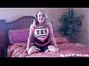 JOI Caught by the cheerleader
