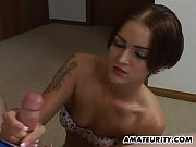 Picture Amateur girlfriend full handjob with facial...