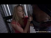 Hollie Mack Gets Interviewed Before Her First I...