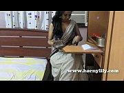 horny indian lily teach...