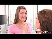 Горяченькое видео с шикарными русскими красавицами