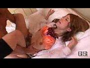 貧乳GAL・月野りさがJKコスで膣内射精SEX
