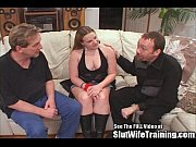 Jenna and Sharon trained to be better slutwives...