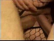 блондинка с связанными сиськами
