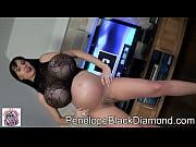 Penelope Black Diamond Footlicking Blowjob Pre...
