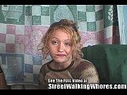 20yo Street Walkin Convict Trisha Tells All