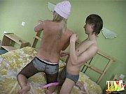 Секс племяша с теткой любительская съемка