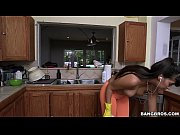 I love watching the maid clean