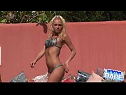 Видео секса с загорелой блондинкой