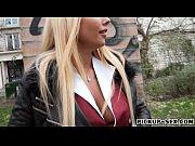 Видео порево блондинки с огромной жопой