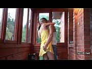 Пожилая русская пара занимается сексом на камеру
