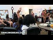 DANCINGBEAR - CFNM Office Party Cock Blowout db9442