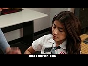 InnocentHigh - Ava Mendes Fucks Her Teacher For...
