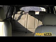 Fake Taxi Creampie ride...