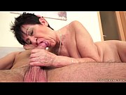 Cockhungry grandma fucked...