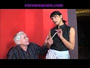Picture Cameriera troia scopata dal vecchio - Maid s...