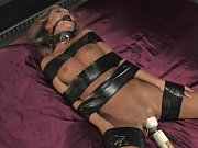 Picture Ginger Lee - Perfect Slave Taped, Tied and Vibed...